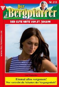 Cover Der Bergpfarrer 213 – Heimatroman