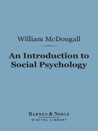 Cover An Introduction to Social Psychology