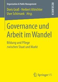 Cover Governance und Arbeit im Wandel