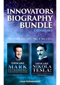 Cover Innovators Biography Bundle: 2 Books in 1