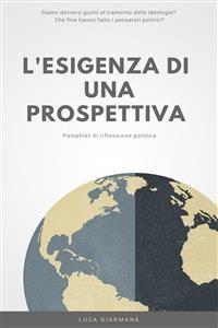 Cover L'esigenza di una prospettiva