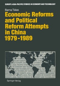 Cover Economic Reforms and Political Attempts in China 1979-1989