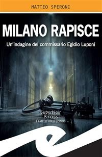 Cover Milano rapisce