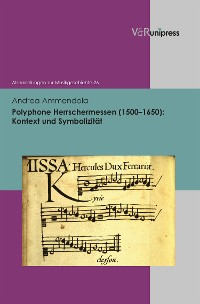 Cover Polyphone Herrschermessen (1500–1650)