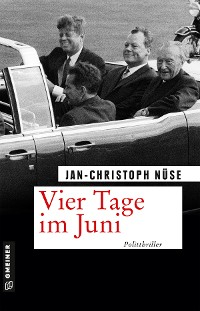 Cover Vier Tage im Juni
