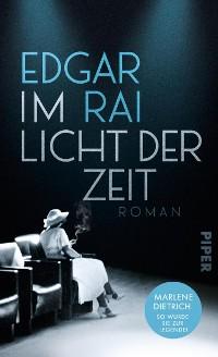 Cover Im Licht der Zeit