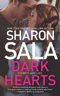 Cover Dark Hearts (Secrets and Lies, Book 3)