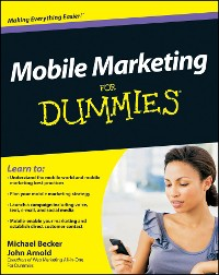 Cover Mobile Marketing For Dummies
