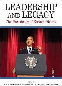 Cover Leadership and Legacy