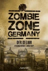 Cover Zombie Zone Germany: Der Beginn