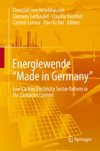 "Cover Energiewende ""Made in Germany"""