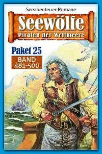 Cover Seewölfe Paket 25