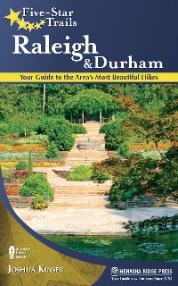 Cover Five-Star Trails: Raleigh and Durham