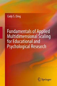 Cover Fundamentals of Applied Multidimensional Scaling for Educational and Psychological Research