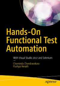 Cover Hands-On Functional Test Automation