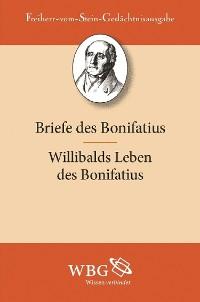 Cover Briefe des Bonifatius
