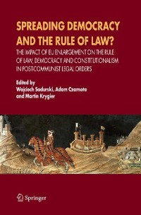 Cover Spreading Democracy and the Rule of Law?