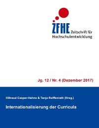 Cover Internationalisierung der Curricula