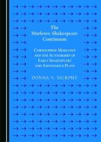 Cover Marlowe-Shakespeare Continuum