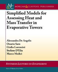 Cover Simplified Models for Assessing Heat and Mass Transfer in Evaporative Towers