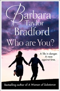 Cover Who Are You?: A life in danger. A race against time.