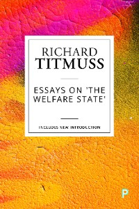 Cover Essays on the Welfare State (Reissue)