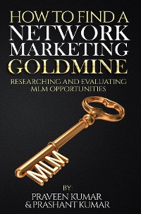 Cover How to Find a Network Marketing Goldmine
