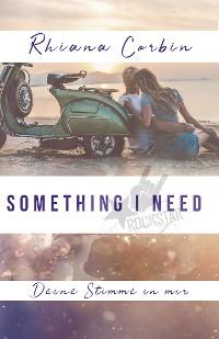 Cover Something I need