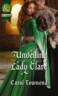 Cover Unveiling Lady Clare