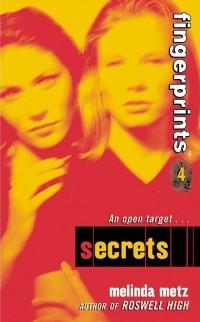 Cover Fingerprints #4: Secrets