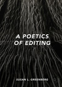 Cover A Poetics of Editing