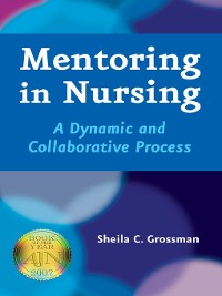 Cover Mentoring in Nursing