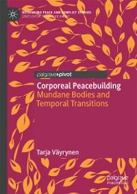 Cover Corporeal Peacebuilding