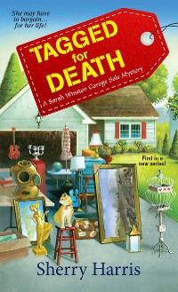 Cover Tagged for Death