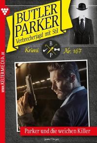 Cover Butler Parker 167 – Kriminalroman