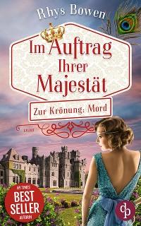 Cover Zur Krönung: Mord