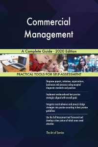 Cover Commercial Management A Complete Guide - 2020 Edition