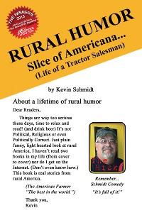 Cover Rural Humor: Slice of Americana… (Life of a Tractor Salesman)