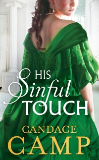Cover His Sinful Touch (Mills & Boon M&B) (The Mad Morelands, Book 5)