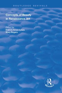 Cover Concepts of Beauty in Renaissance Art