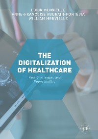 Cover The Digitization of Healthcare