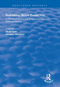 Cover Rethinking Global Production