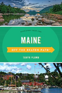 Cover Maine Off the Beaten Path®