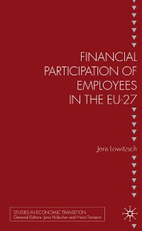 Cover Financial Participation of Employees in the EU-27
