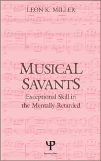 Cover Musical Savants