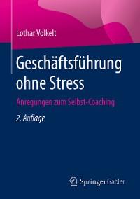Cover Geschäftsführung ohne Stress
