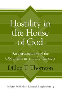 Cover Hostility in the House of God