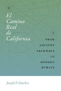 Cover El Camino Real de California