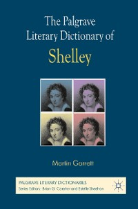 Cover The Palgrave Literary Dictionary of Shelley