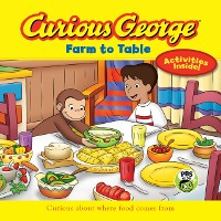 Cover Curious George Farm to Table (CGTV)
